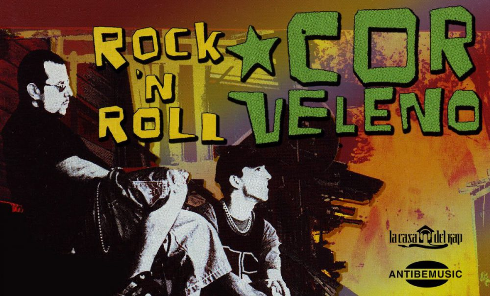 Cor Veleno: Rock'n'Roll Competition - in palio 4 copie del doppio vinile 180gr tiratura limitata