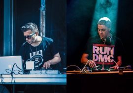 Qual è il rapporto tra MCs e DJs? Lo abbiamo chiesto a P-Kut e T-Robb