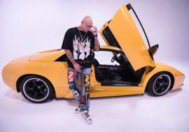 Lamborghini RMX è il nuovo video di Guè Pequeno con Sfera Ebbasta e Elettra Lamborghini