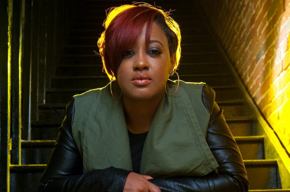 Rapsody presenta il nuovo album Laiila's Wisdom