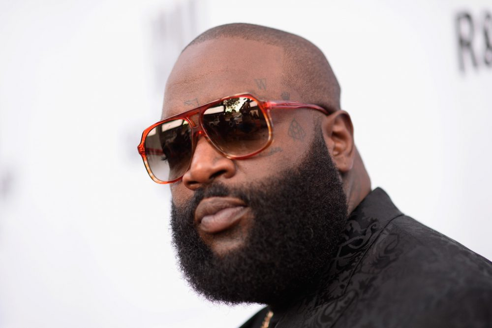 Rick Ross Santorini Greece