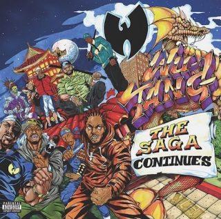 Wu Tang Clan The Saga Continues