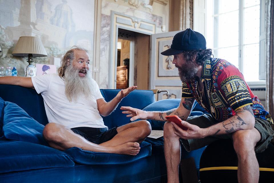 Jovanotti e Rick Rubin lavorano al nuovo disco