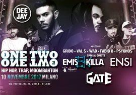 Vinci 4 biglietti per One Two One Two @ Gate Milano