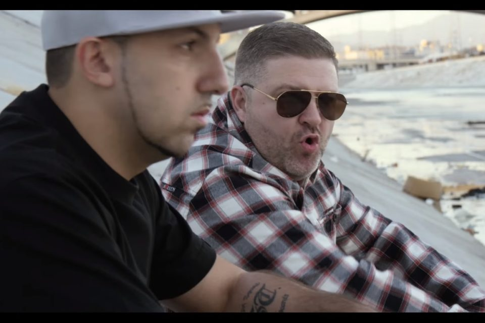 Anti Hero il nuovo video di Slaine e Termanology