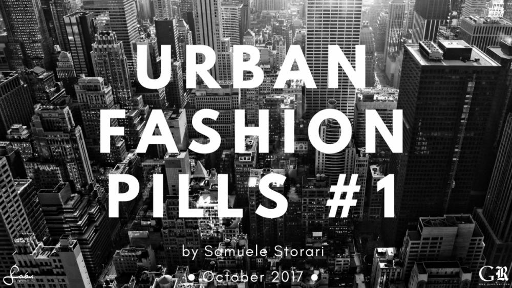 URBAN FASHION PILLS #1