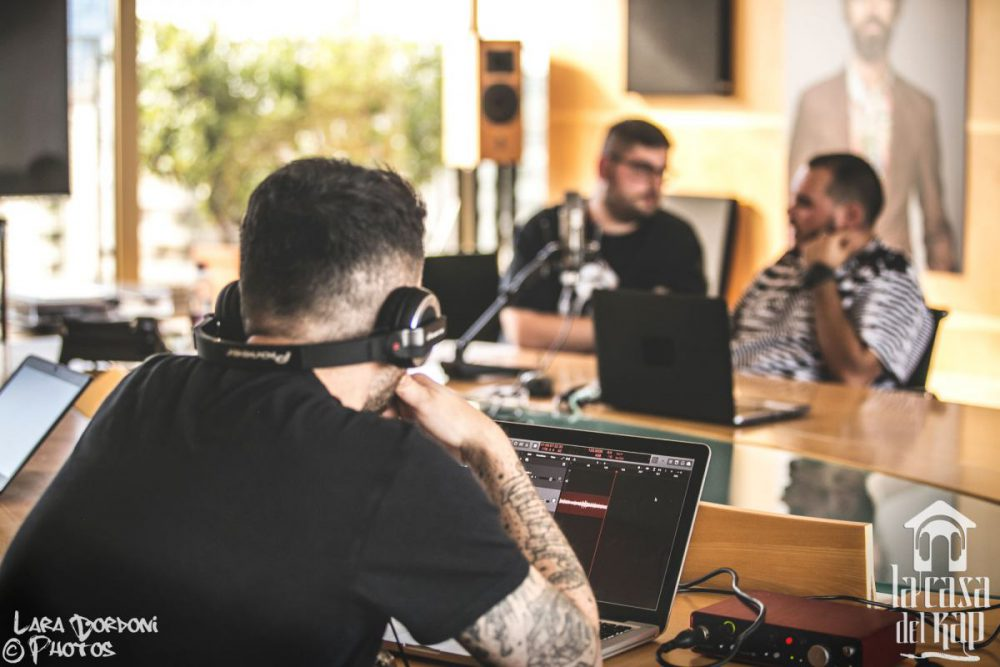 Ensi, Giuseppe Uait e Victor Chris Focus On Spotify