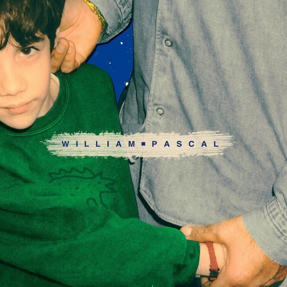 William Pascal è il titolo dell'album del rapper romano