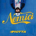 """copertina dell'album di Piotta """"Nemici"""""""