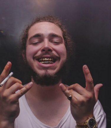 Post Malone pubblica il video del singolo Rockstar