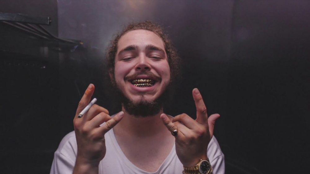 Post Malone pubblica il video del singolo Rockstar