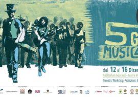 5 Giorni di Musica contro le mafie: musica e impegno sociale