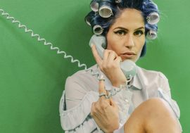 """""""Stasera"""" è il nuovo singolo di Martina May per l'etichetta Asian Fake"""