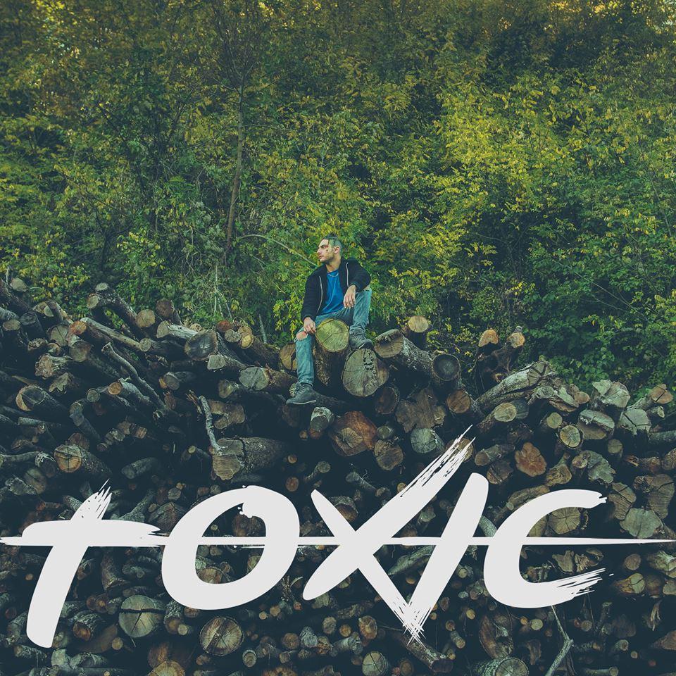"""Merio pubblica """"Toxic"""" su una produzione di Robroy"""