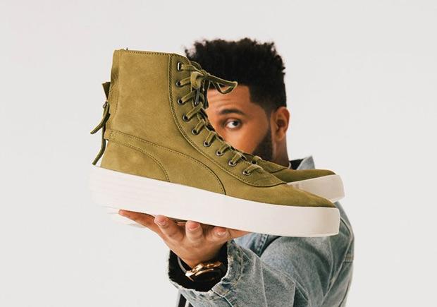 collaborazioni streetwear 2017 - The Weeknd