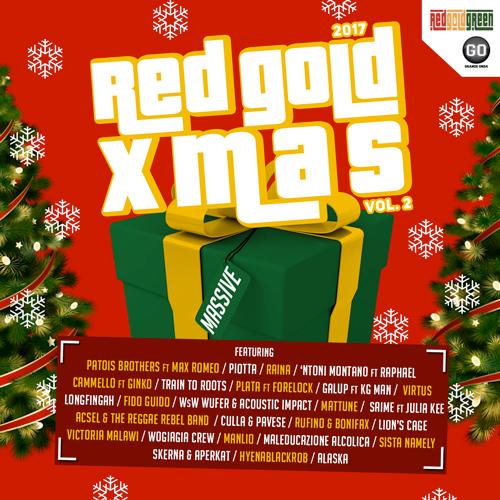 Redgoldgreen e GO presentano Red Gold Xmas Vol.2