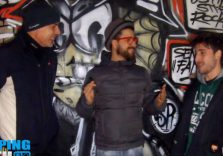 Rapping With MC Shark e Bad Peace