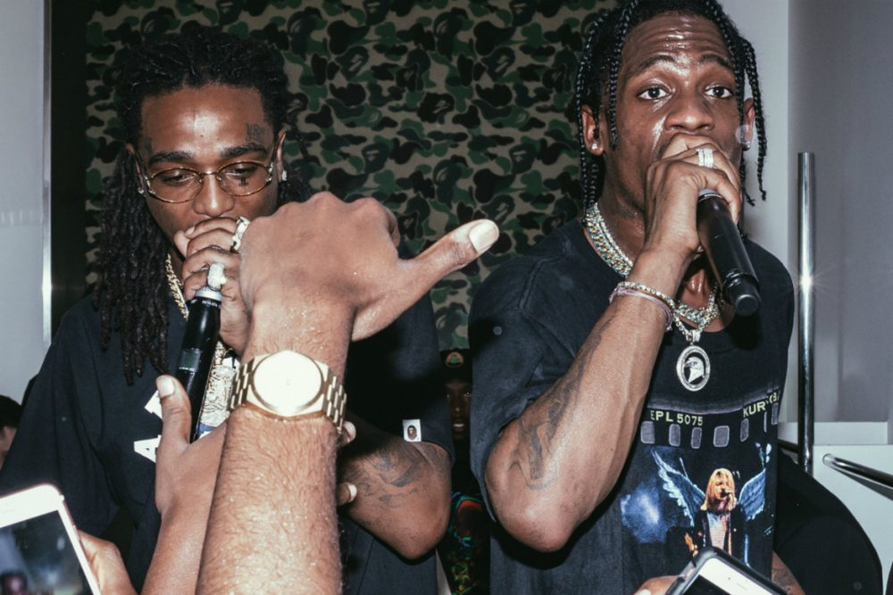 travis scott e quavo