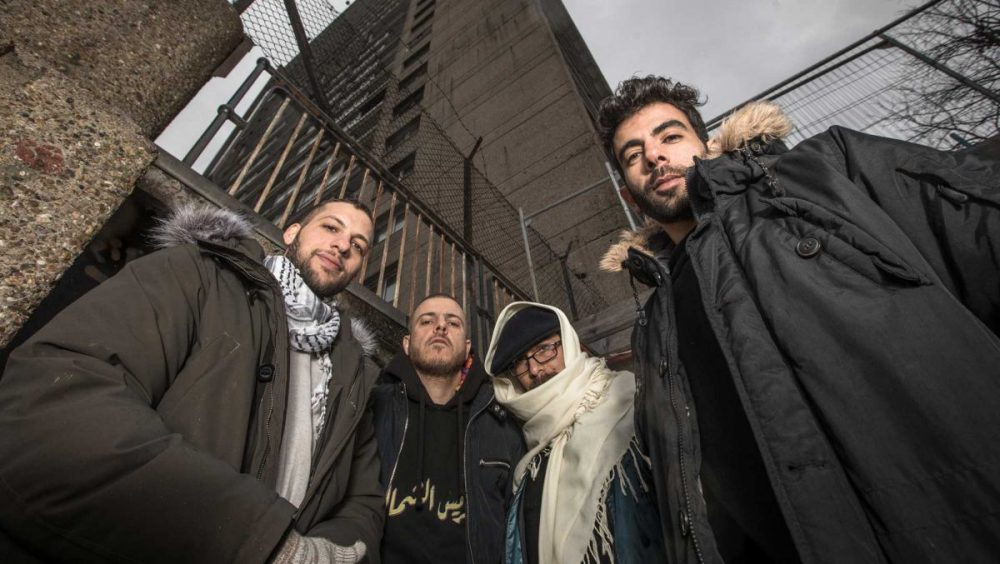 Diggin In The Web International: l'Electro-Hip Hop arabo dei 47SOUL