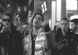 Achille Lauro, Boss Doms e Gemitaiz in Thoiry Remix