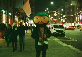 Frah Quintale pubblica il video di Floppino
