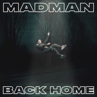 MadMan Back Home cover b