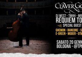 Vinci uno dei 2 biglietti in palio per il live di Claver Gold del 20 Gennaio a Bologna