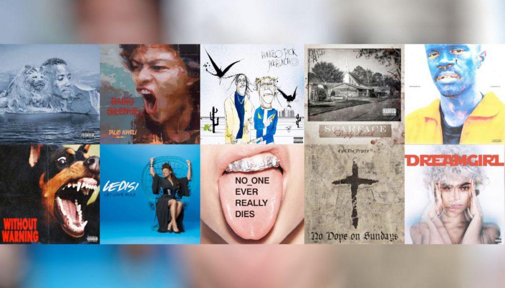 I 10 migliori album americani dell'autunno 2017