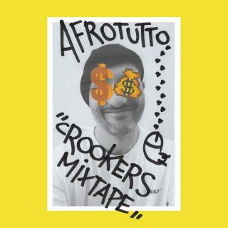 CROOKERS AFROTUTTO COVER