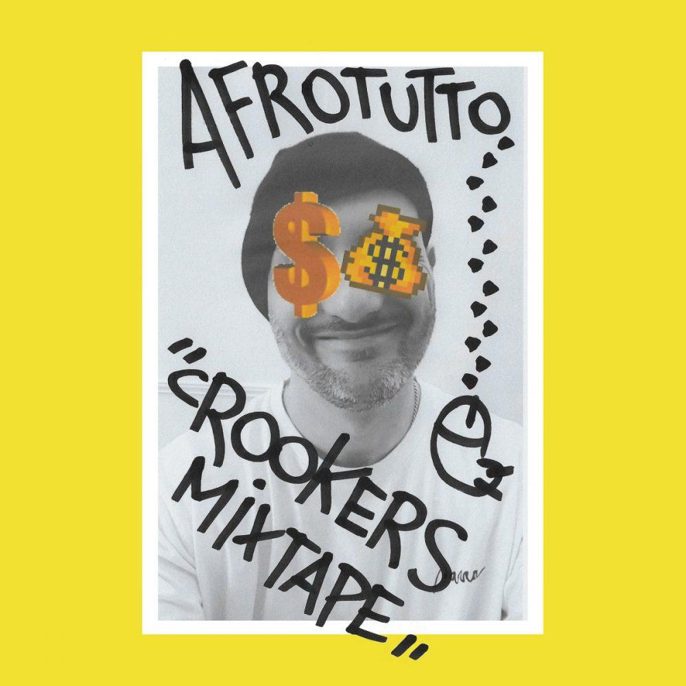 Crookers pubblica l'inedito Afrotutto in collaborazione con Samuel Heron