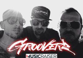 I GROOVERZ lanciano la loro campagna Musicraiser