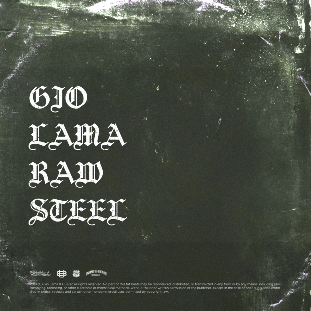 cover Raw Steel Gio Lama