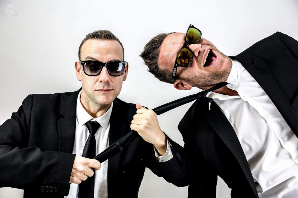 I Blues Brothers di Maxi B sono da Guinness World Record