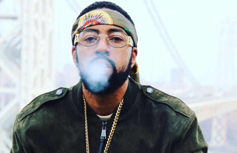 Roc Marciano Fumo