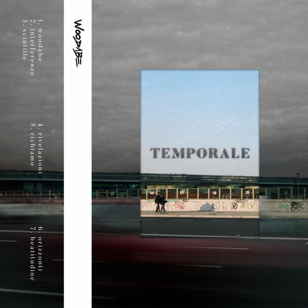 Il gruppo romano Woodabe è fuori con Temporale EP