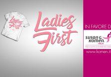 Scopri Ladies First Vol.2 e supporta l'iniziativa benefica