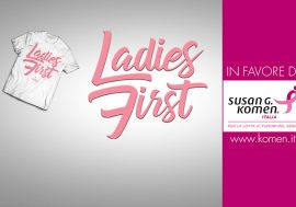 Scopri Ladies First Vol.2 e supporta l'iniziativa benefica