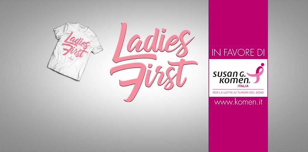 ladies first news
