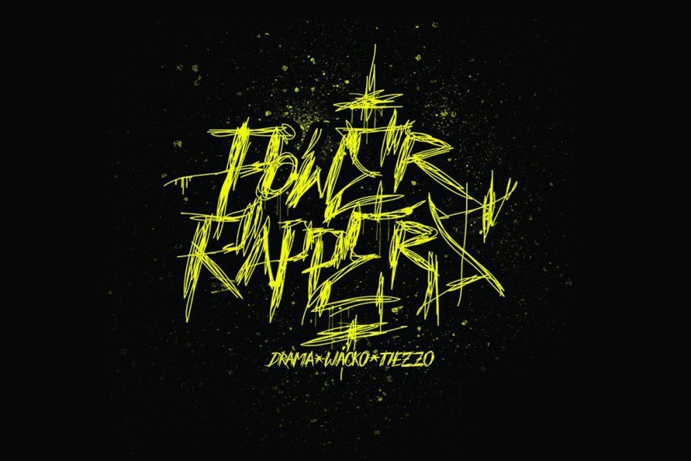 PowerRapperz logo