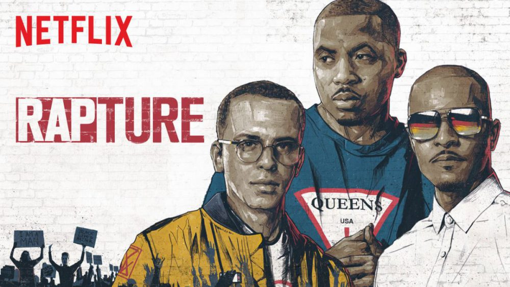 Abbiamo recensito Rapture, la nuova docuserie dedicata all'Hip Hop di Netflix