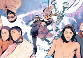 Asian Fake presenta il fumetto Asian Fake The Origin
