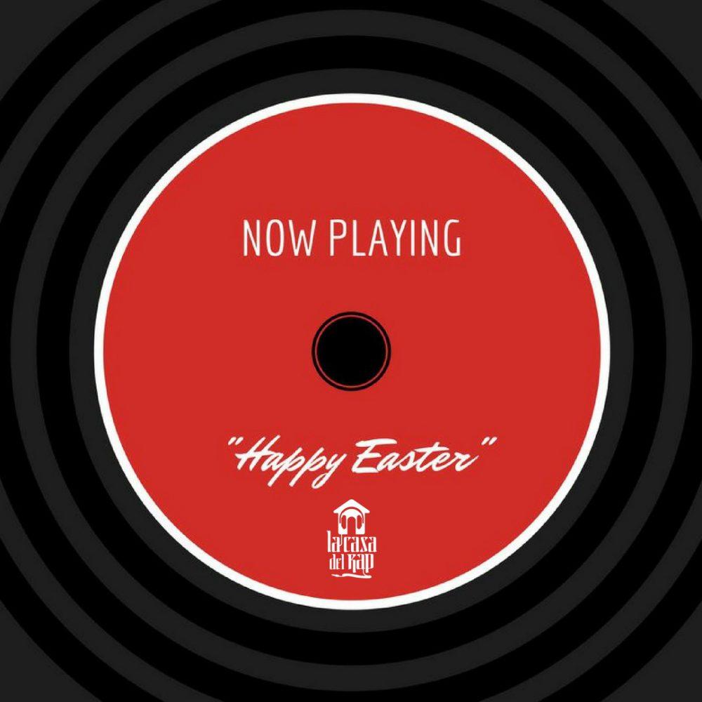 HAPPY EASTER: la playlist Spotify di Pasqua targata lacasadelrap.com