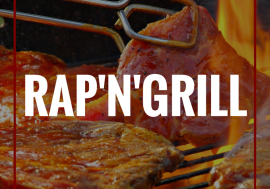 Rap'n'Grill, la playlist Spotify per i barbeque de lacasadelrap.com