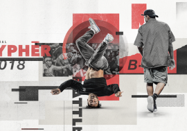 Arriva a Roma il Red Bull BC One Italy Cypher 2018