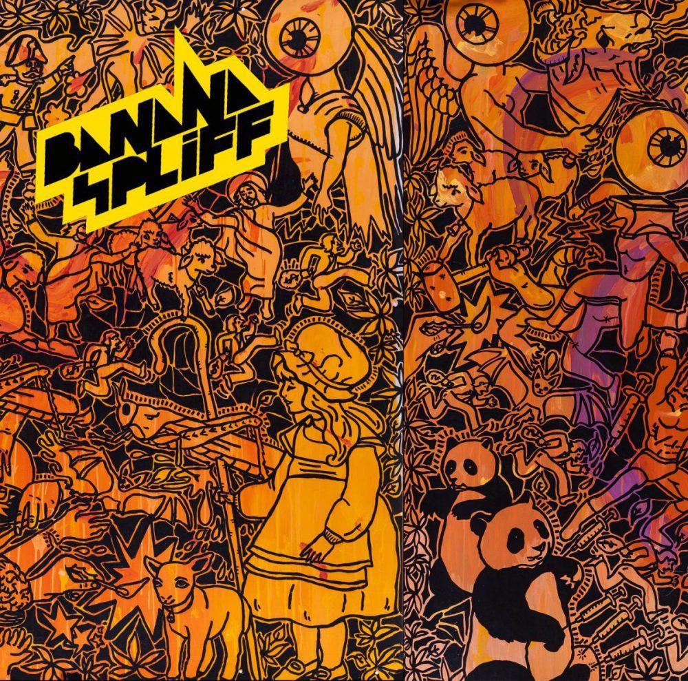 I Banana Spliff pubblicano il vinile 45 giri di XVI Round RMX