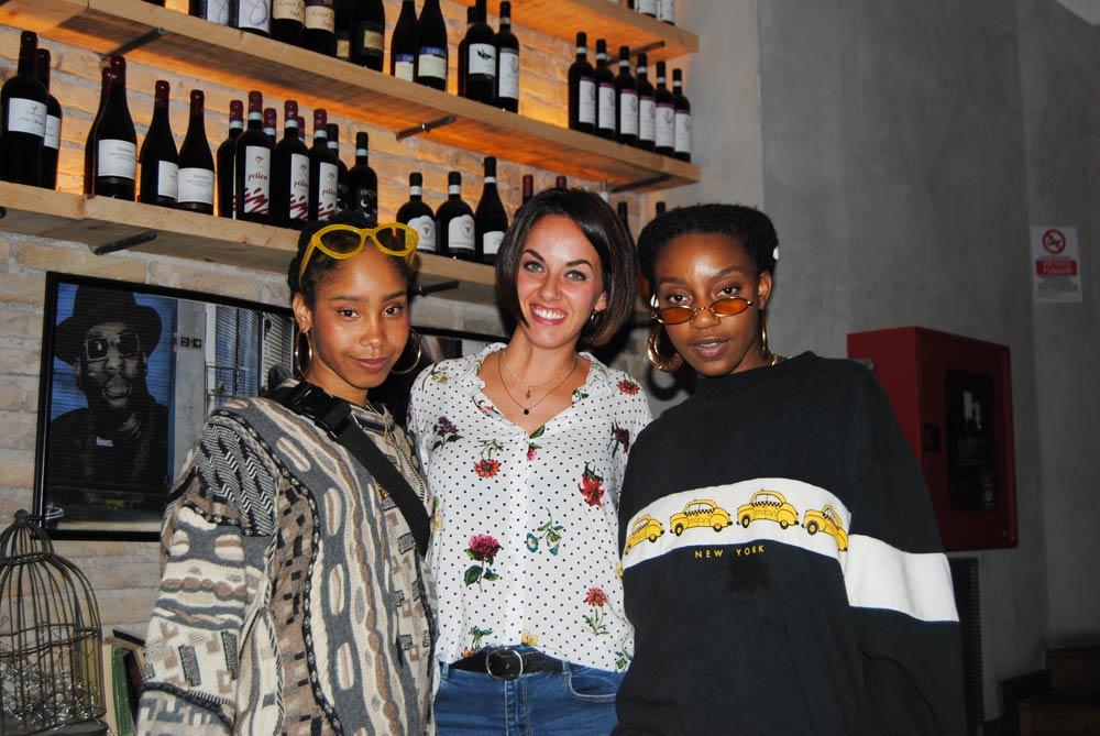 Abbiamo intervistato il duo di New York al femminile OSHUN alla loro prima data italiana