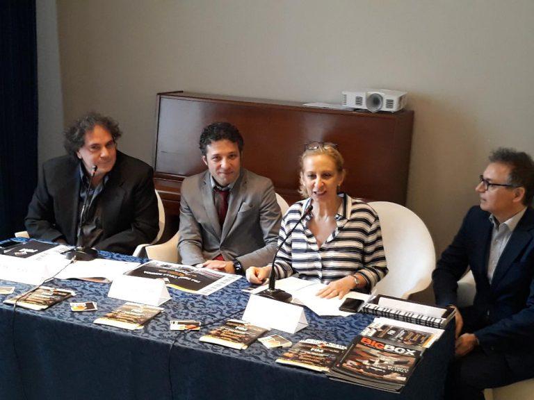 FIM 2018 Conferenza stampa Milano 15 maggio