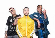 """Charlie Charles, Sfera Ebbasta e Ghali uniscono le forze in """"Peace&Love"""" il loro nuovo singolo"""