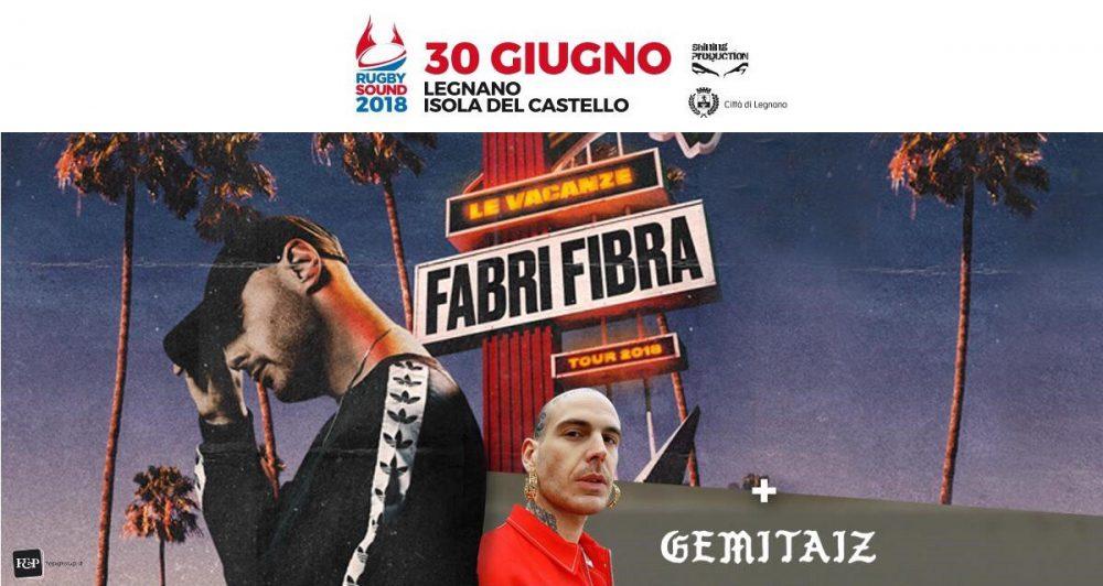 Fabri Fibra Rugby Sound