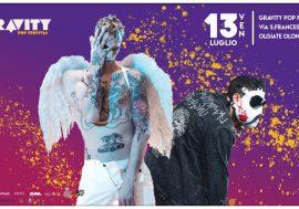 Vinci 4 biglietti backstage per il live di Achille Lauro del 13 luglio al Gravity di Olgiate Olona (VA)